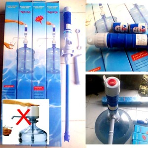 Pompa Air Minum Galon Switch ELEKTRIK Baterai/ Electric Water Pump