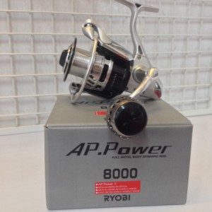 SALE Reel Ryobi Ap Power/APPower 2 8000