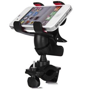 Lazypod Motor Sepeda Bike Mount Holder for Smartphone