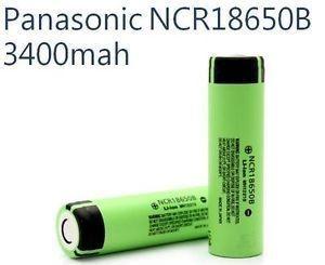 harga Baterai Panasonic NCR18650B 3400mAh Lithium Li-Ion 18650 3,7v ORIGINAL Tokopedia.com