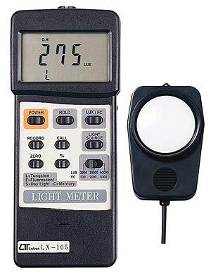 harga Lutron LX-105 Light Meter Tokopedia.com