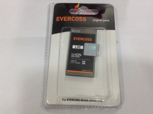 Battery Evercross / Cross L3C