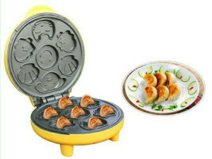 harga Mini Baking Cake Maker Pan Cake Electric Tokopedia.com