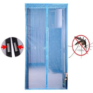 harga Magic Mesh Tirai Pintu Magnetic Anti Nyamuk & Serangga Tokopedia.com