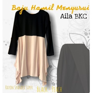 Baju Menyusui - Alia BKC