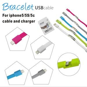 Bracelet Data Lines (Gelang Kabel Data) Iphone 5/6