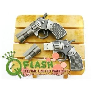 harga Flashdisk Jewelry Pistol Besi 16GB Tokopedia.com