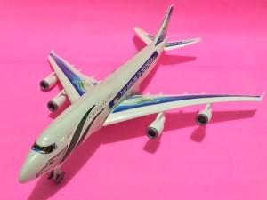 Mainan Pesawat Miniatur/Replika Garuda Indonesia