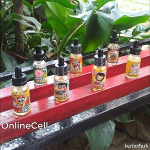 harga pop fluid e-liquid ( not cutwood five pawn jazzy boba ) Tokopedia.com