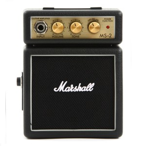 harga Speaker portable Marshall MS2 Mini Guitar Amplifier Speaker (ORIGINAL) Tokopedia.com