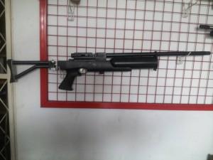 harga senapan angin gas pcp bocap marauder 500cc popor lipat Tokopedia.com