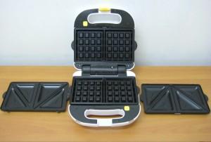 sandwhich & waffle maker sayota sm-609