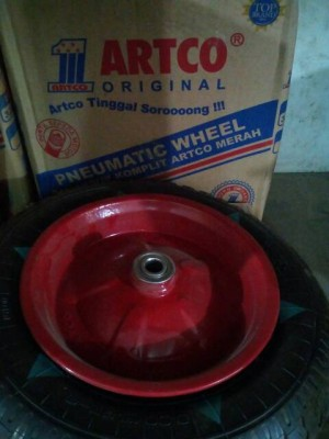 roda gerobak artco