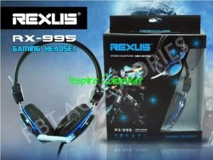 Headset / Headphone Gaming Rexus RX-995