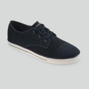 Sepatu Tomkins Judge Man Black White