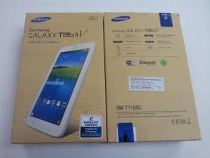 Handphone Samsung Galaxy Tab3V SM-T116 3G KitKat Dual CAM Tablet murah