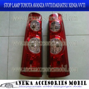 Stop Lamp Belakang/Rear Lamp/Lampu Belakang Toyota Avanza VVTi