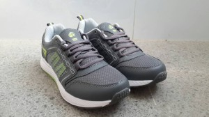 harga Sepatu Lari Ardiles North Grey Green White Tokopedia.com