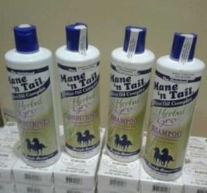 Shampoo / Shampo Kuda Mane n Tail 100% Original