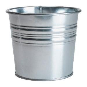 harga Ikea  SOCKER Pot tanaman, bergalvani dalam/luar ruang, galvanis Tokopedia.com