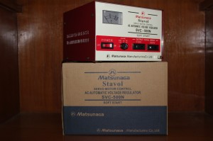 harga Stavolt Matsunaga 500 Watt Tokopedia.com