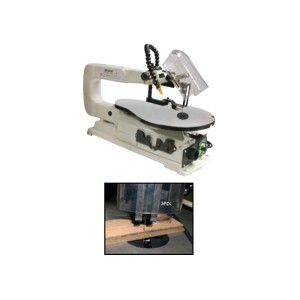 Alat Pemotong Kayu Krisbow Scroll Saw 16In KW2200057