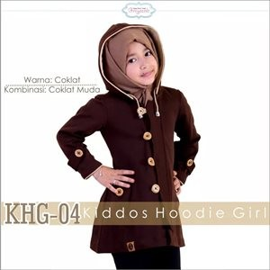 harga Jaket Anak KHG04 Grayscale Tokopedia.com