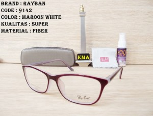 harga kacamata minus - frame kacamata minus - frame rayban - kacamata unisex Tokopedia.com