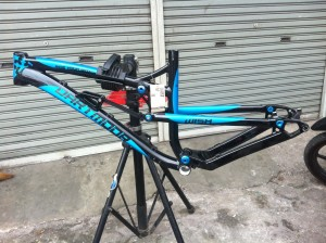 harga Frame Dartmoor Wish 2015 w/o Shock Tokopedia.com