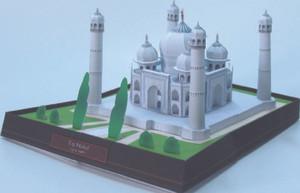DIY Miniatur Taj Mahal India