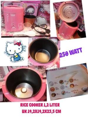 harga Mini Rice Cooker Hello Kitty Tokopedia.com