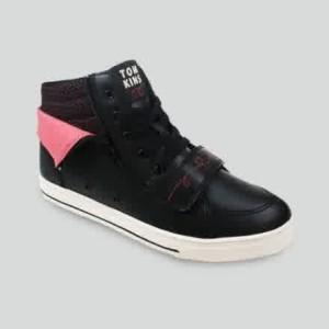 Sepatu Tomkins Machina Woman Black Peach
