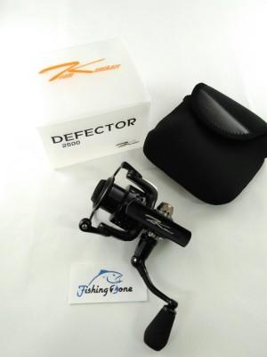 harga Team Kamikaze Defector 2500 Spinning Reel Tokopedia.com