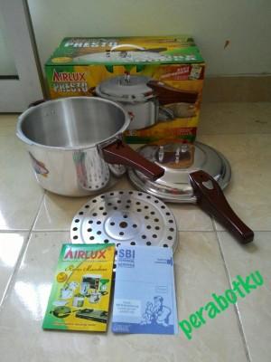 Presto AIRLUX 8 LT / Pressure Cooker MURAH