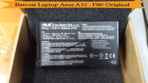 harga Baterai Laptop Asus A32 - F80 Original Tokopedia.com