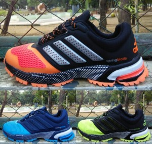 size 40 02073 5660f ... shoes pink 88a21 cc763; authentic adidas spring blade adiprene men  9afcd 72ded