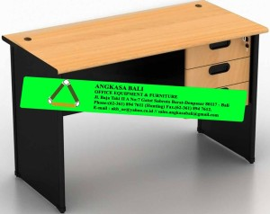 office table photos. Meja Office / Kerja Manager/ Table Murah UNO 120x74 Photos