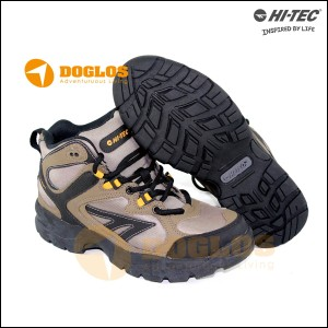 harga Sepatu Hi-Tec ST Brown for Hiking or trekking Outdoor Sport Tokopedia.com