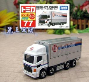 harga Tomica #77 Hino Profia Nippon Express Truck Tokopedia.com