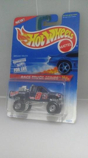 harga Diecast Hot Wheels Nissan Truck ( biru ) Tokopedia.com