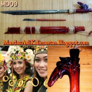 harga MD 09 Mandau Dayak Kalimantan Tokopedia.com