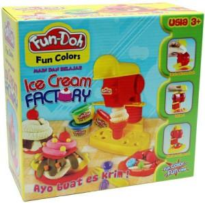 Fun Doh ice cream party