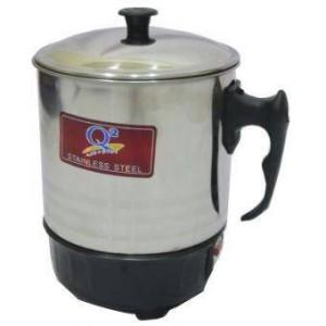 Mug/Teko Listrik/ Pemanas Air/ Electric Heater Stenlis/Stainless 11 cm
