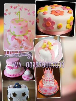Jual Hias Dummy Cake Styrofoam Cake Dami Cake MikhaQuinzy - Harga Dummy Wedding Cake