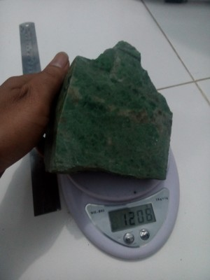 harga Murah Bongkahan / Potongan Batu Giok Idogres Kumbang Jati Aceh Tokopedia.com