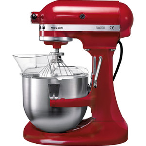 harga KitchenAid Heavy Duty Stand Mixer 5KPM5ER - Empire Red Tokopedia.com