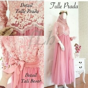 Tule Prada Dusty Pink