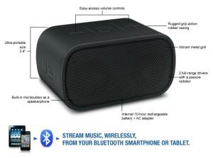 harga Speaker LOGITECH UE Mobile BoomBox  (harga promo) Tokopedia.com