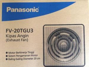 Ceiling Exhaust Fan Panasonic 8