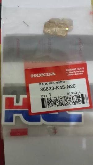 harga Stiker HRC 85mm Tokopedia.com
